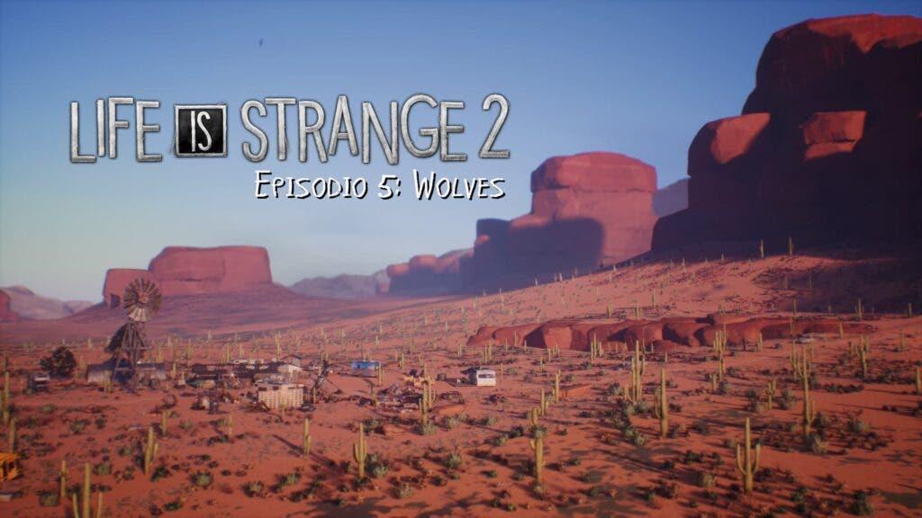Análisis de Life is Strange 2: Episodio 5 - Xbox One 4