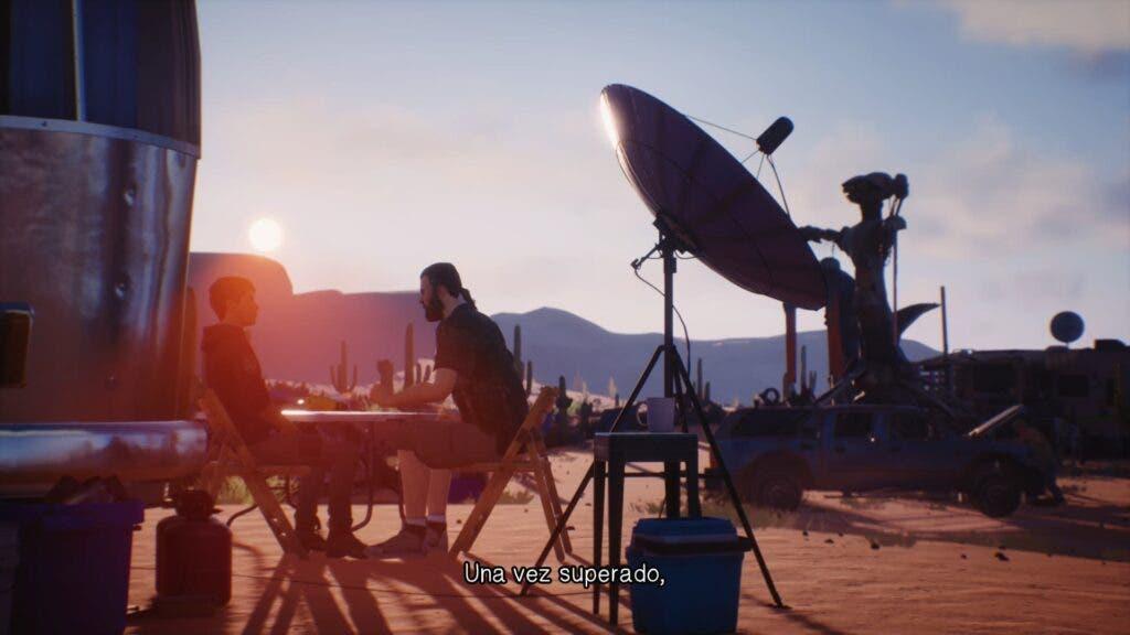 Análisis de Life is Strange 2: Episodio 5 - Xbox One 2