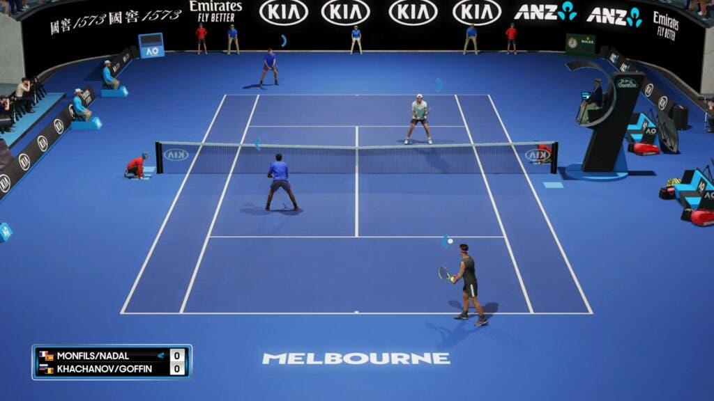 Análisis de AO Tennis 2 - Xbox One 5
