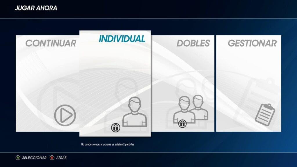 Análisis de AO Tennis 2 - Xbox One 1