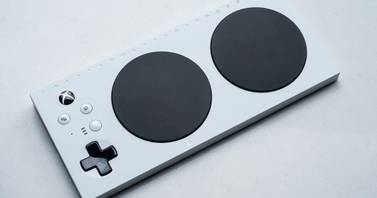 El Xbox Adaptive Controller de Microsoft ha sido modificado para ser compatible con Nintendo Switch 5