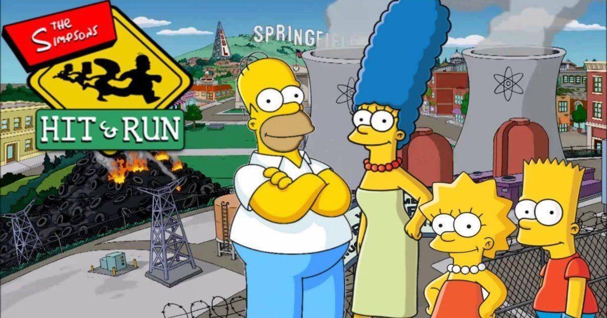El desarrollo de The Simpsons Hit & Run 2 fue una realidad que no pudo llevarse a cabo 1