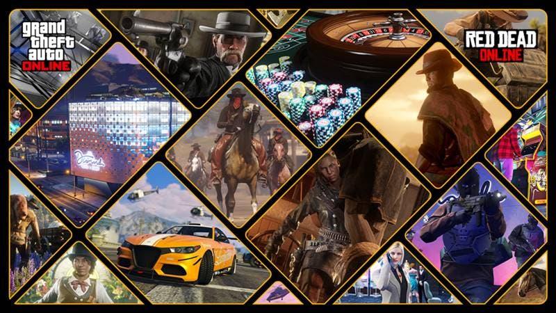 El online de GTA V y Red Dead Redemption 2 bate récords y Rockstar lo celebra 2