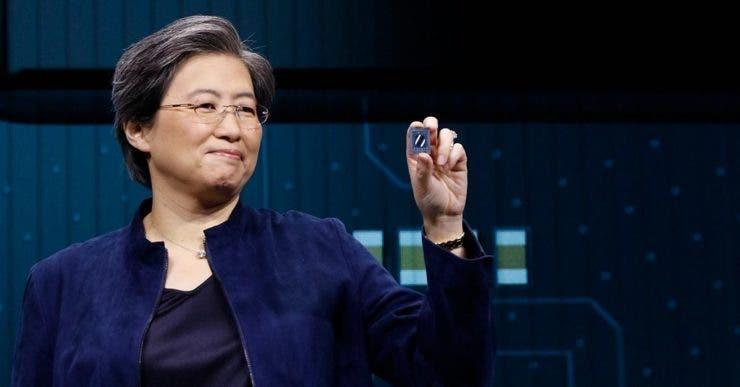 Las nuevas CPU Zen 3 de AMD podrían ser presentadas próximamente 9