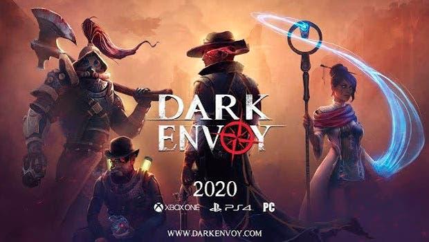 Descubre Dark Envoy, un ambicioso RPG táctico, que llegará a Xbox One este año 1