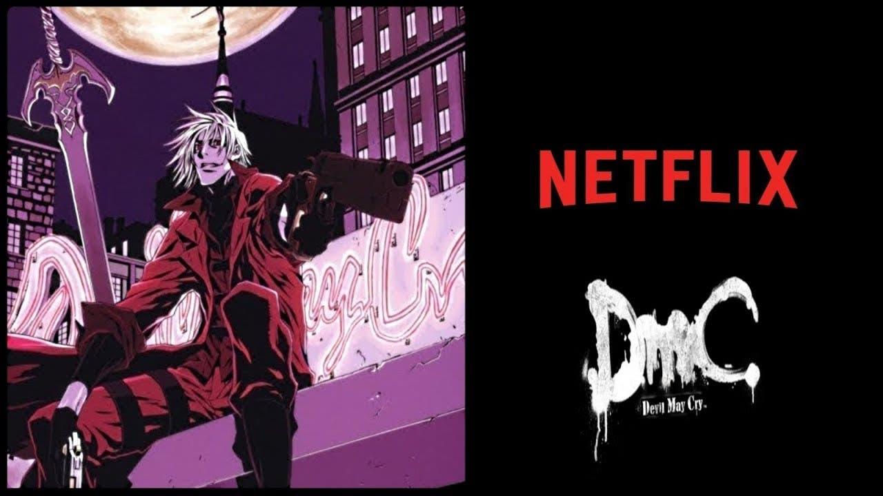 El anime de Devil May Cry llegará a Netflix España 6