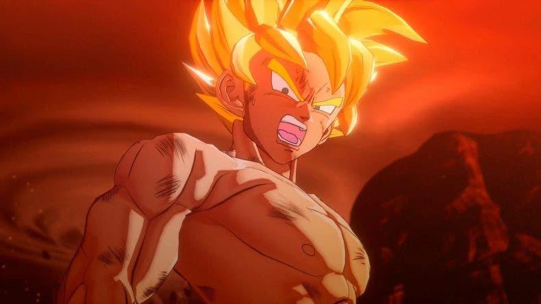 Estas son las novedades de la próxima actualización de Dragon Ball Z: Kakarot 1