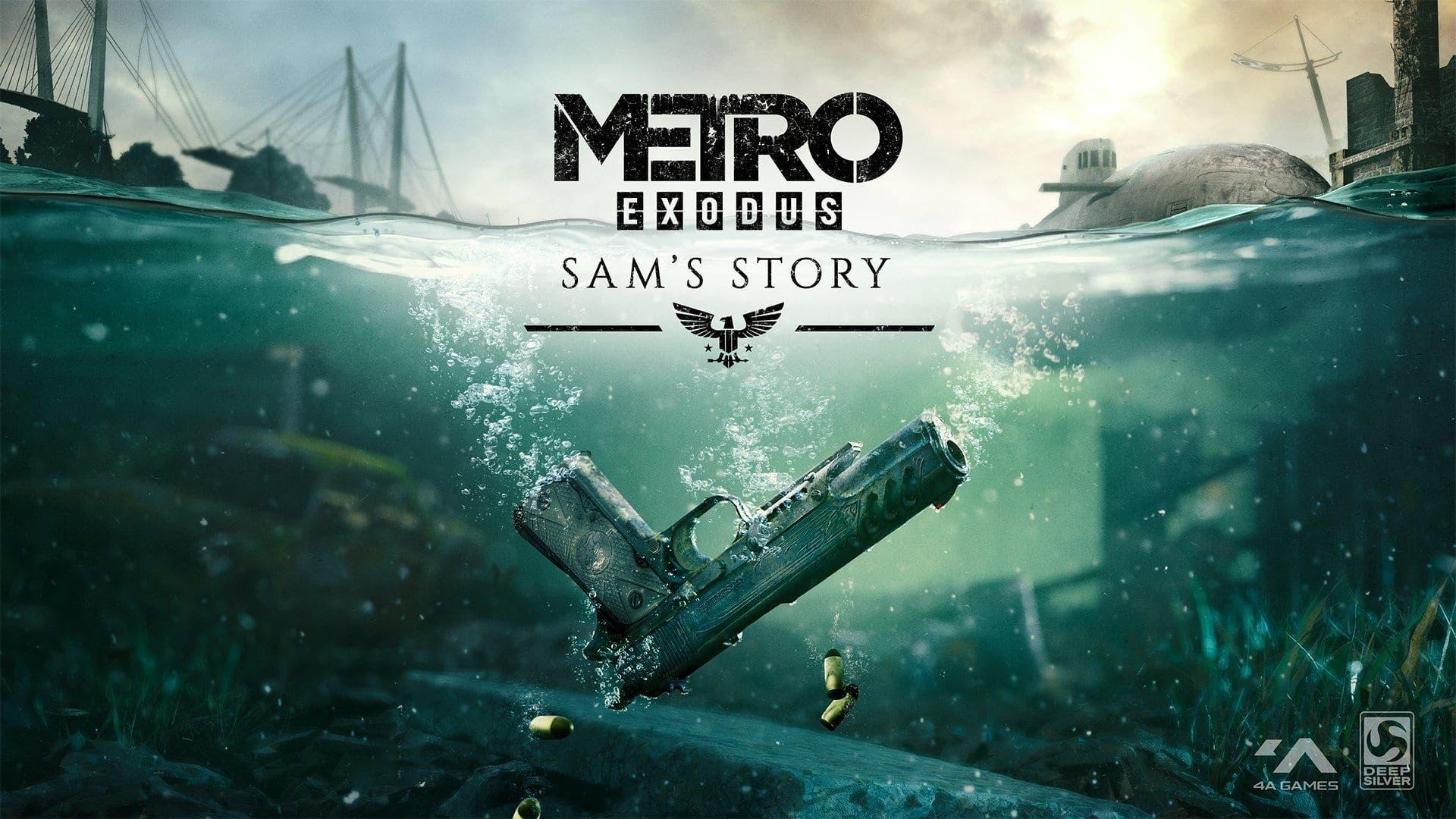 4A Games devela nuevos detalles de Metro Exodus: Sam's Story 3