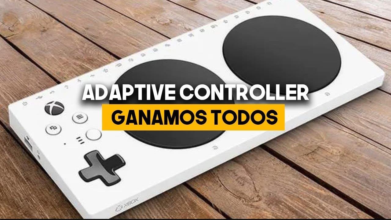 El Xbox Adaptive Controller de Microsoft ha sido modificado para ser compatible con Nintendo Switch 2