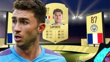 El futbolista Laporte se burla del streamer Castro 7