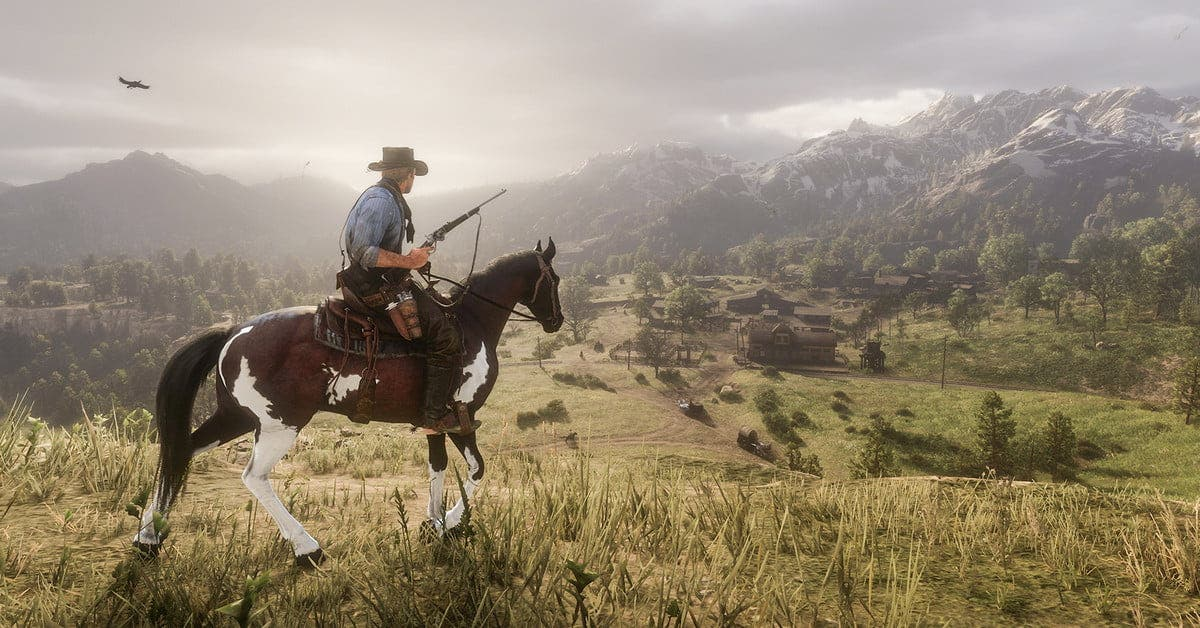 El modo foto de Red Dead Redemption 2 llega a Xbox One entre otras novedades que no estaban disponibles 4