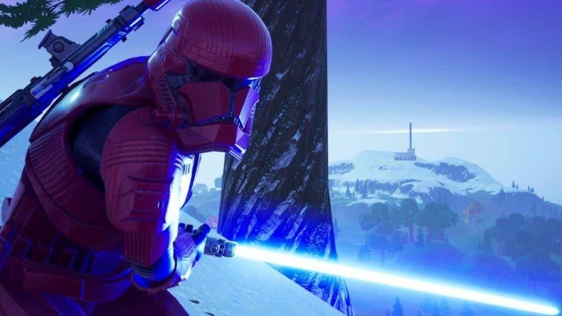 Epic Games debería eliminar los sables de luz de Star Wars en Fortnite 1