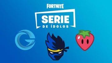 Fortnite Serie de Ídolos nos traerá skins y objetos sobre los famosos creadores de contenido como Ninja, The Grefg o Loserfruit 3