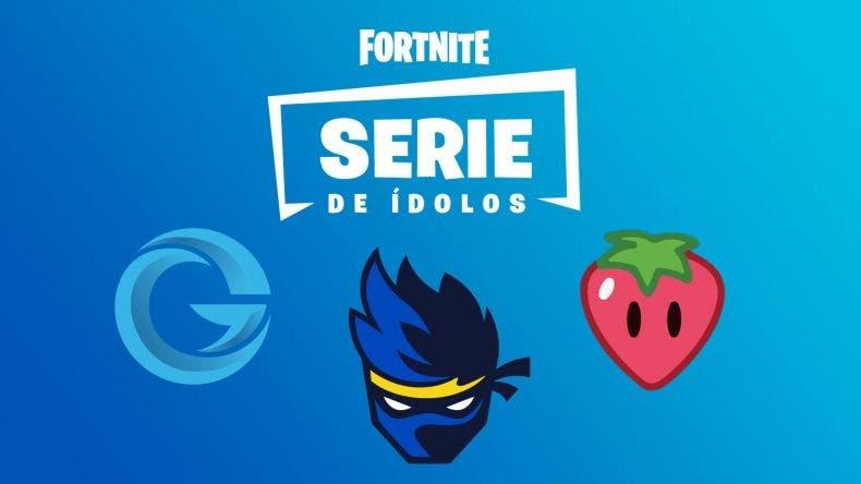 Fortnite Serie de Ídolos nos traerá skins y objetos sobre los famosos creadores de contenido como Ninja, The Grefg o Loserfruit 1