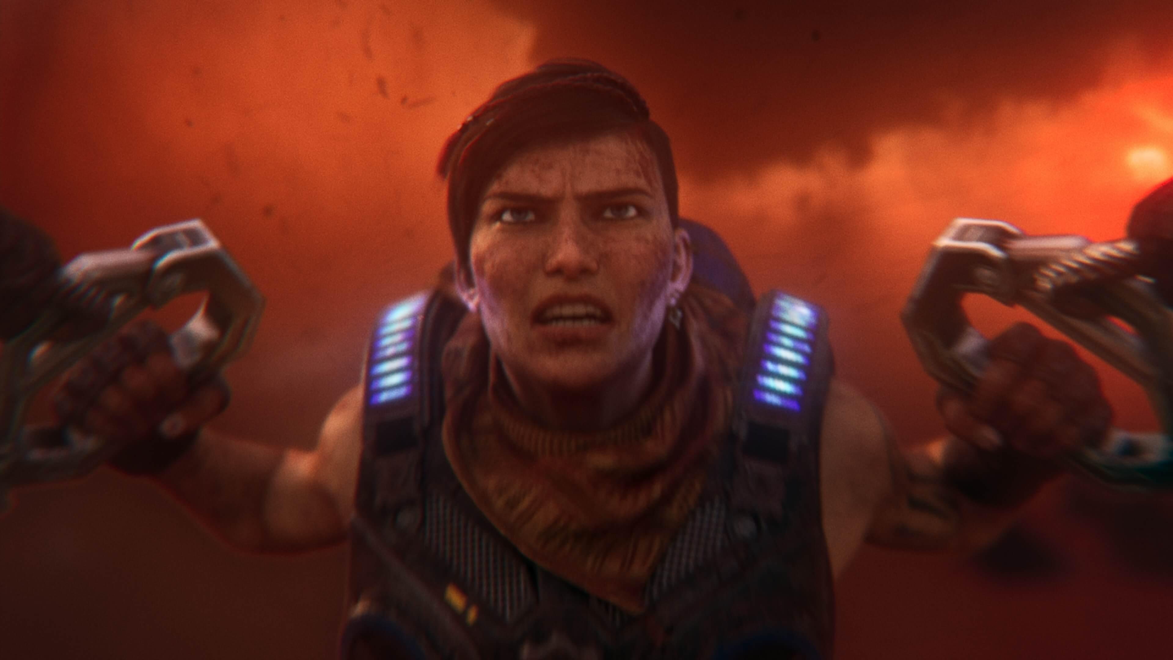 The Coalition presentará Gears 5 en Xbox Series X este mismo jueves 3