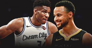 La estrella de la NBA Stephen Curry recluta a Giannis Antetokounmpo para combatir en PUBG 4