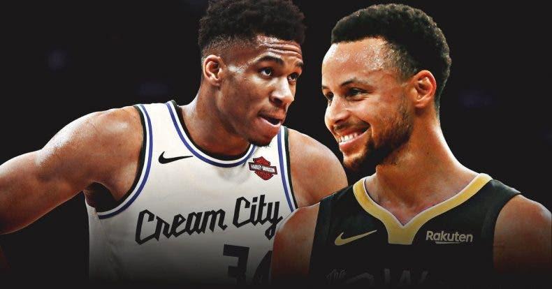 La estrella de la NBA Stephen Curry recluta a Giannis Antetokounmpo para combatir en PUBG 1