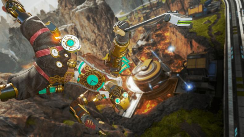 Apex Legends anuncia el evento Arcade Gran Velada con motivo del nuevo año 1