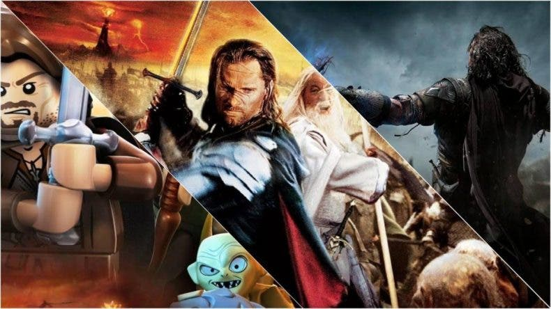Estos son los 5 mejores juegos de El Señor de los Anillos 1