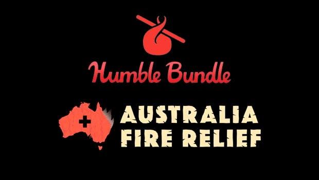 Ayuda a Australia adquiriendo este enorme bundle de juegos en Humble Bundle 5