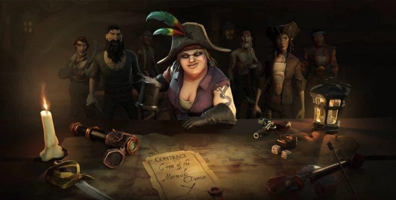 La Alianza de Afiliados es el nuevo remedio para los piratas solitarios de Sea of Thieves 1