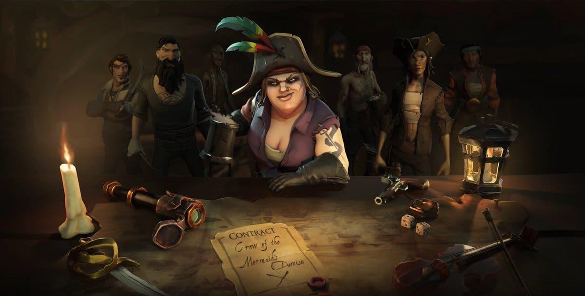 La Alianza de Afiliados es el nuevo remedio para los piratas solitarios de Sea of Thieves 5