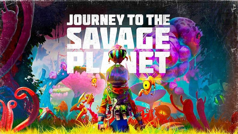 Journey to the Savage Planet ya está disponible en Xbox One
