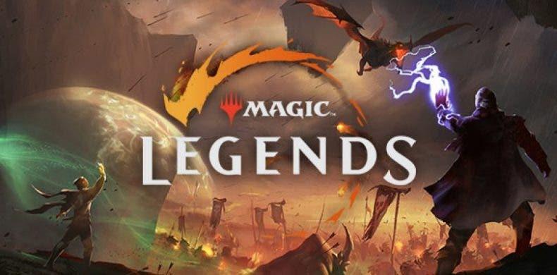 Ya disponible la Beta abierta del RPG Magic Legends 1