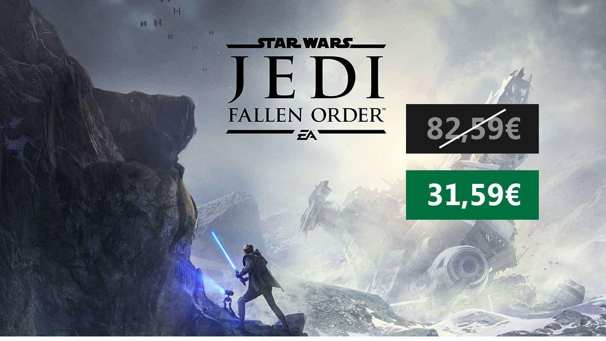 Gran oferta por Star Wars Jedi Fallen Order Xbox One 6