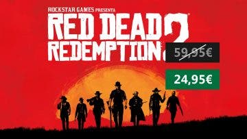 Suculenta oferta por Red Dead Redemption 2 para Xbox One 4