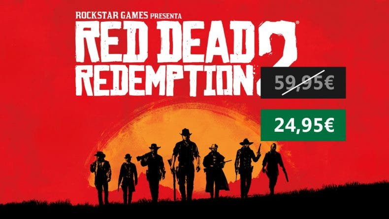 Suculenta oferta por Red Dead Redemption 2 para Xbox One 1