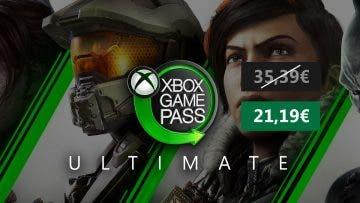 Oferta 3 Meses Xbox Game Pass Ultimate Xbox One / PC 2