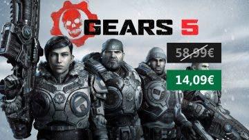 Precio mínimo histórico por Gears 5 para Xbox One y PC 5