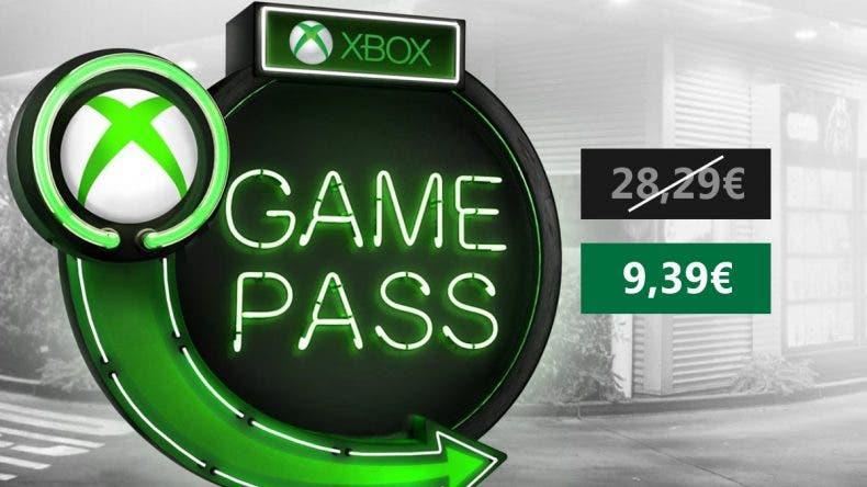 Oferta 3 Meses Xbox Game Pass para Xbox One 1