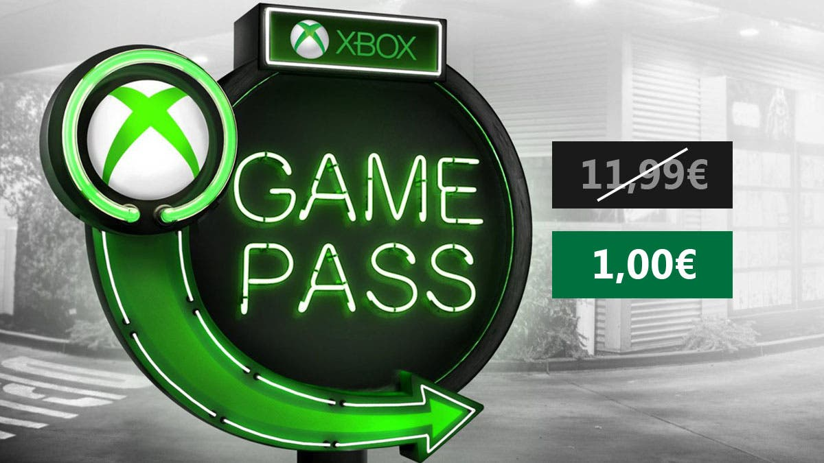 3 Meses Xbox Game Pass para PC por solo 1€ 3
