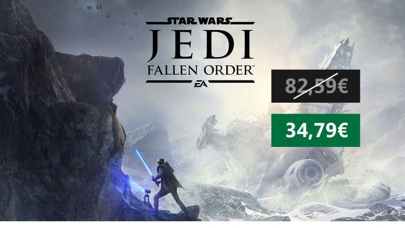 Gran oferta por Star Wars Jedi Fallen Order (Xbox One) 1