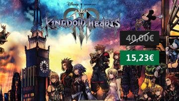 Oferta Kingdom Hearts III para Xbox One 8