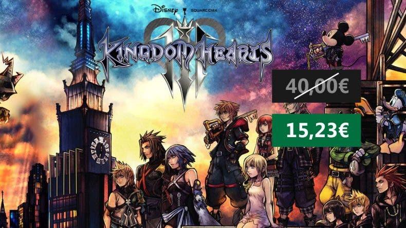 Oferta Kingdom Hearts III para Xbox One 1