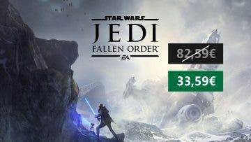 Nueva oferta de Star Wars Jedi: Fallen Order para Xbox One 18