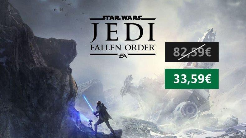 Nueva oferta de Star Wars Jedi: Fallen Order para Xbox One 1