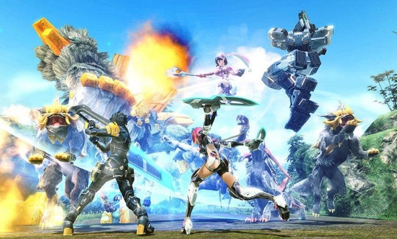 La beta de Phantasy Star Online 2 tiene fecha y calendario de eventos en Xbox One 9