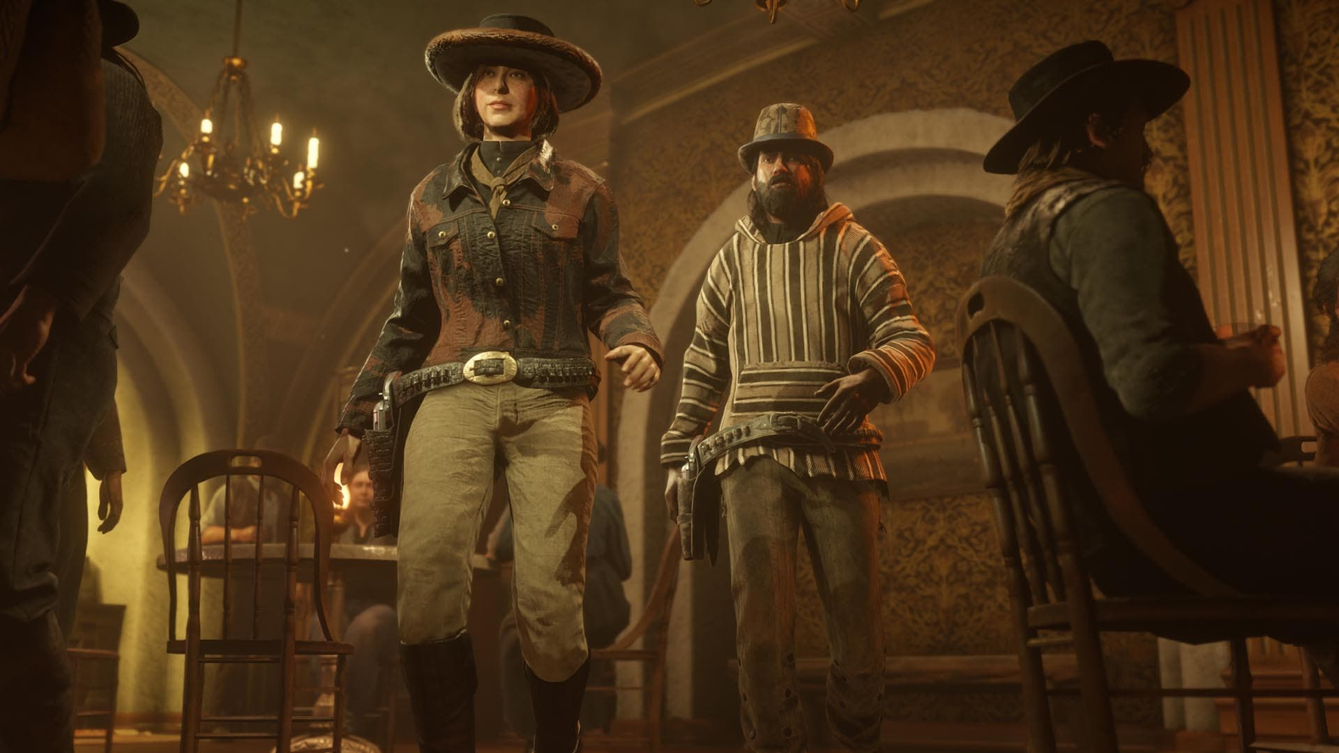 El parche de enero de Red Dead Redemption 2 incluye mejoras de estabilidad 2