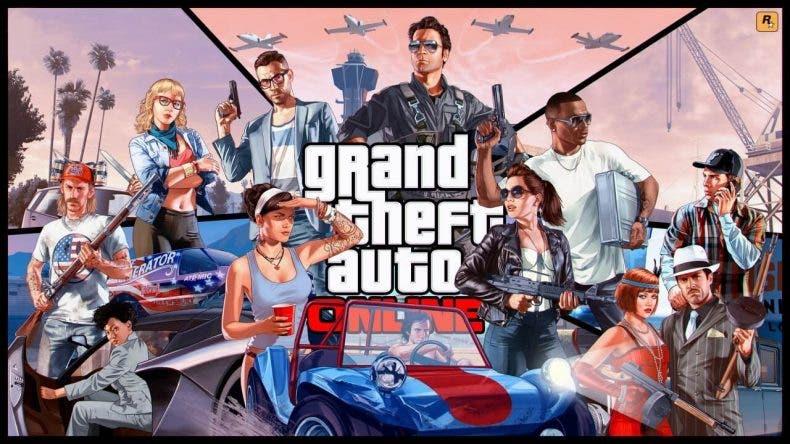 Rockstar Games se prepara para la llegada de un nuevo evento a GTA V Online 1