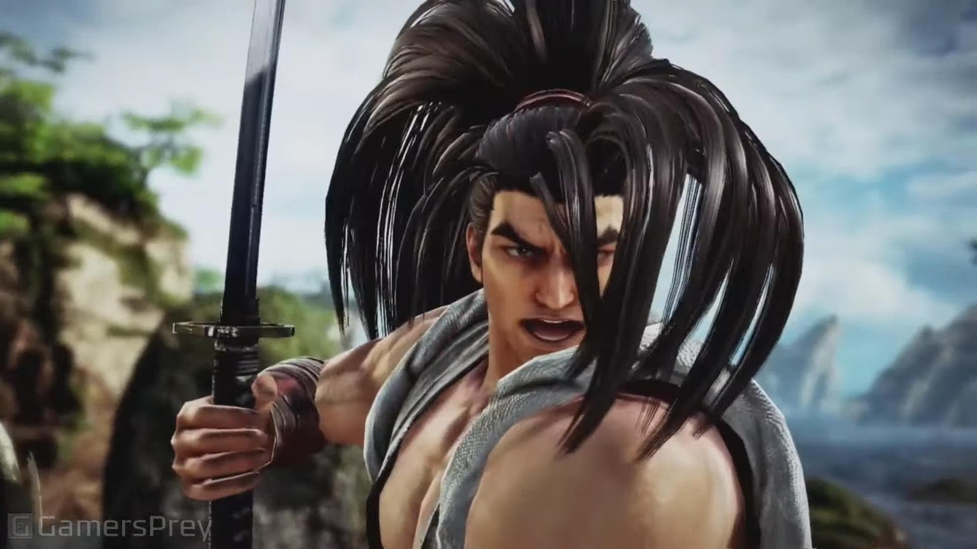 SoulCalibur VI presenta la llegada de Haohmaru, de Samurai Showdown 6