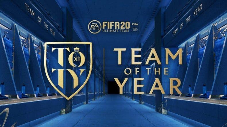 Ya están aquí los TOTY de FIFA 20 1