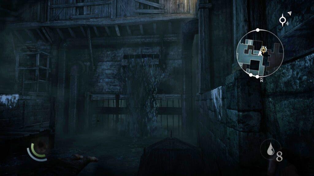 Thief (2014) si cuenta con mini-mapa