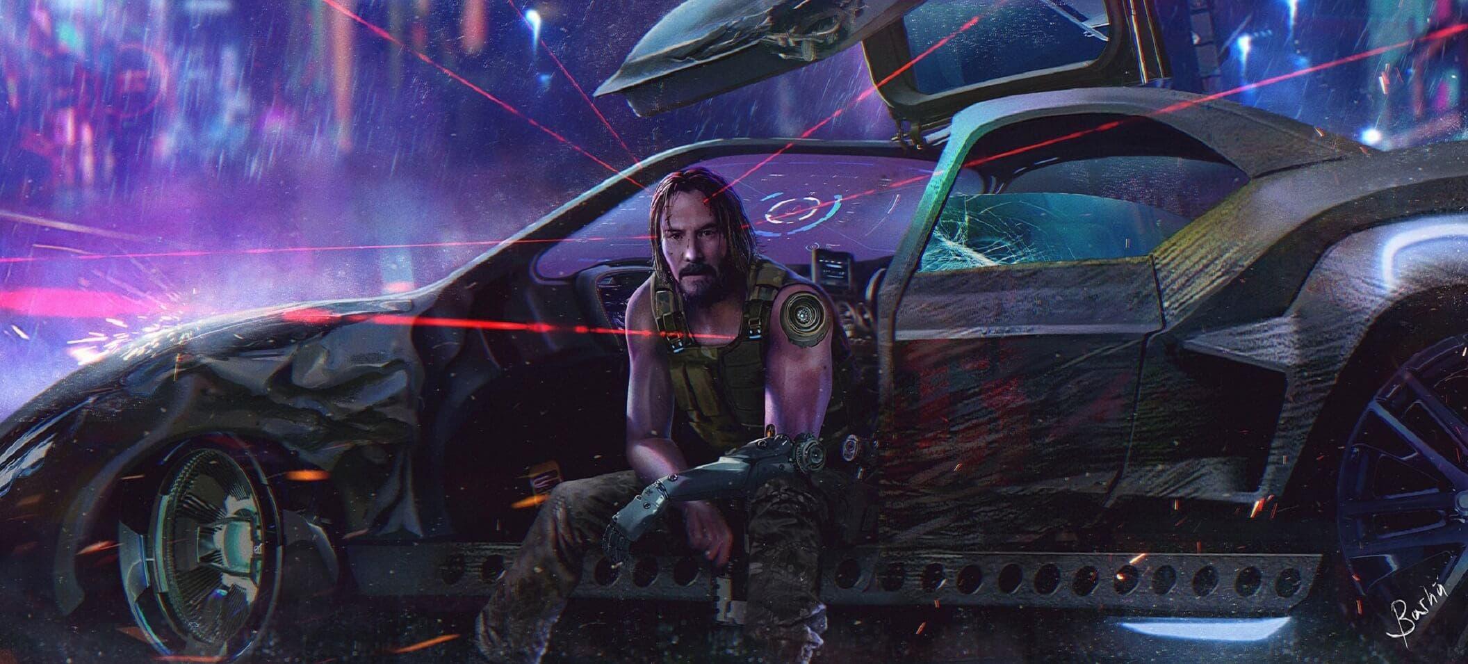 Un nuevo estudio se une al desarrollo final de Cyberpunk 2077