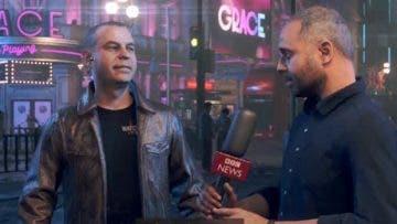 La BBC envía un reportero a Watch Dogs: Legion para hacer una entrevista a su Director Creativo 5