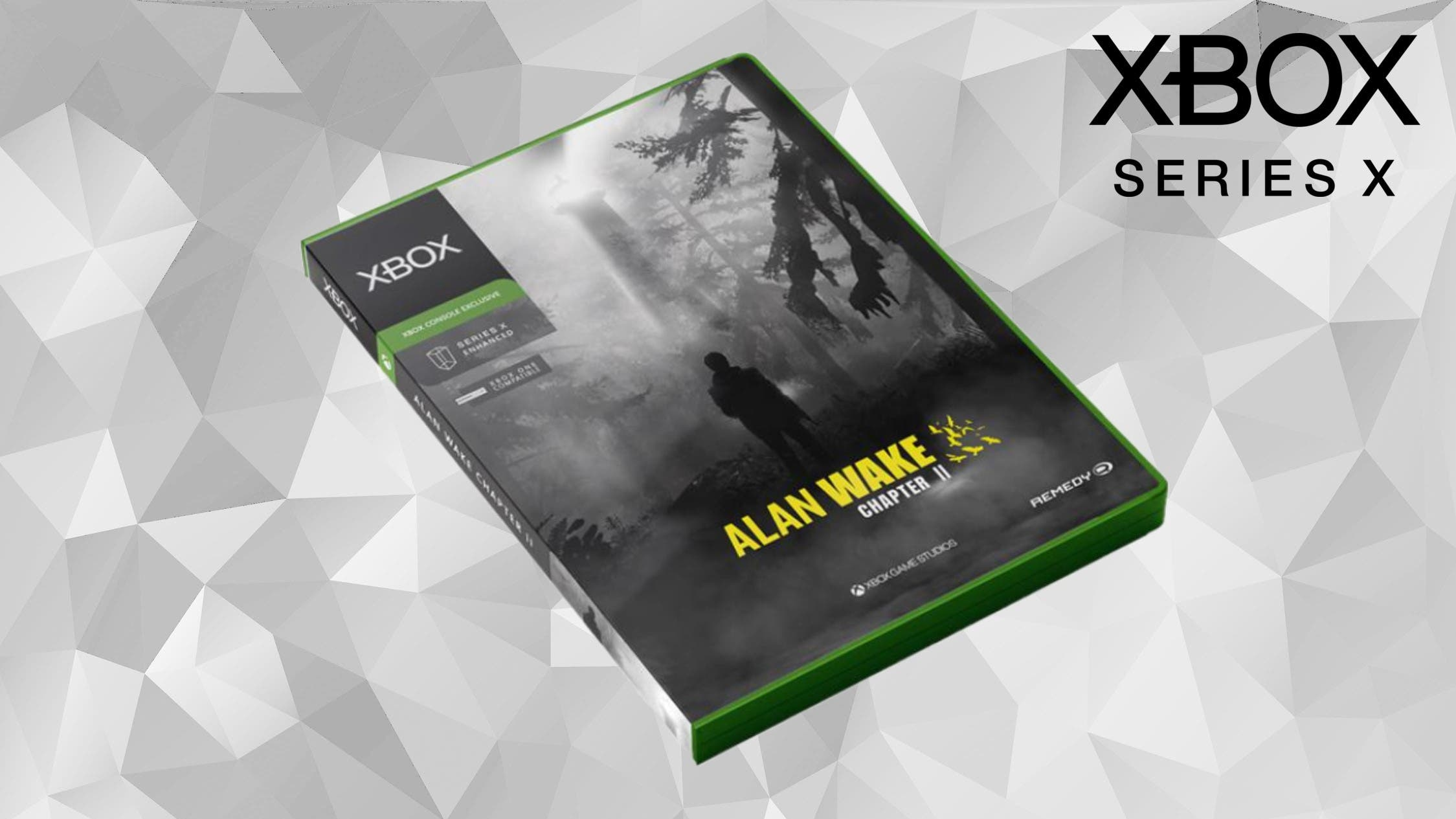 Así es el nuevo y elegante concept art de las cajas de juegos de Xbox Series X 2