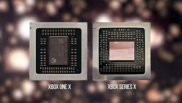 La APU de Xbox Series X es aproximadamente un 13% más grande que la de Xbox One X 12